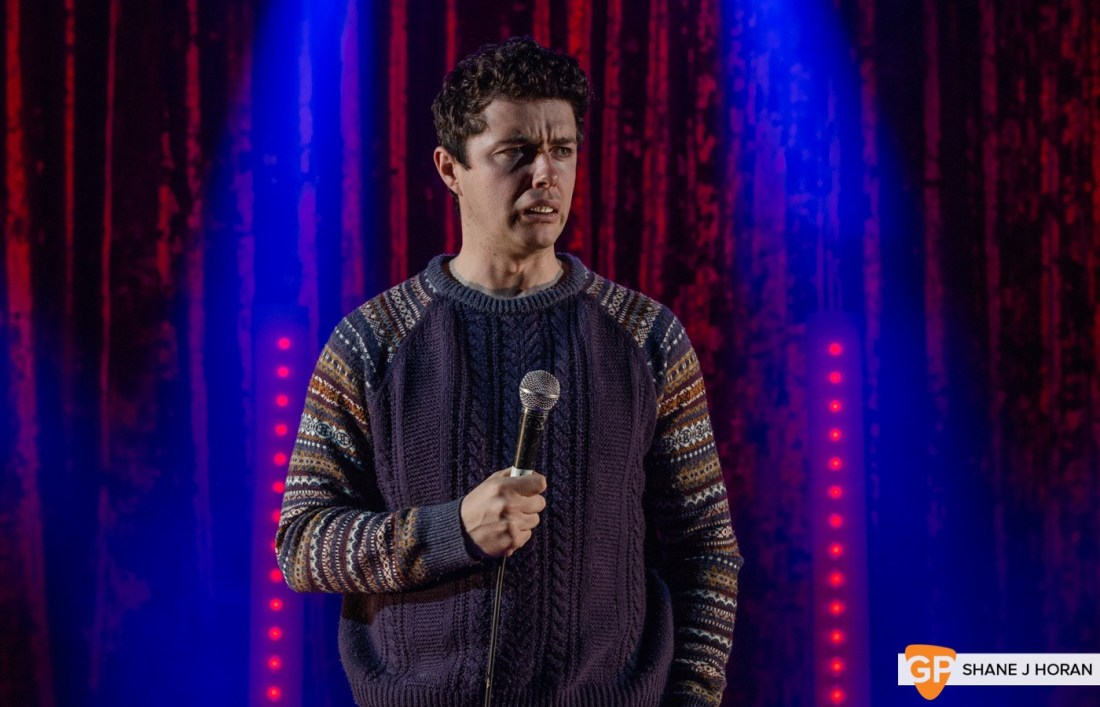 The CoCo Christmas Comedy Show pt1, Bernard Casey, Kino, Cork, Shane J Horan, 20-12-20-1