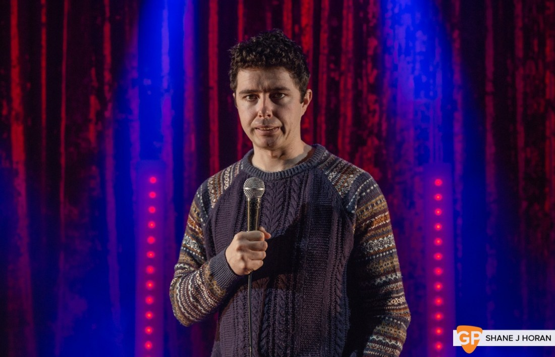 The CoCo Christmas Comedy Show pt1, Bernard Casey, Kino, Cork, Shane J Horan, 20-12-20-6