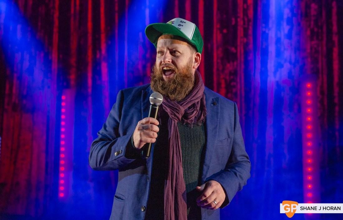 The CoCo Christmas Comedy Show pt1, Cornelius Patrick O' Sullivan, Kino, Cork, Shane J Horan, 20-12-20-1
