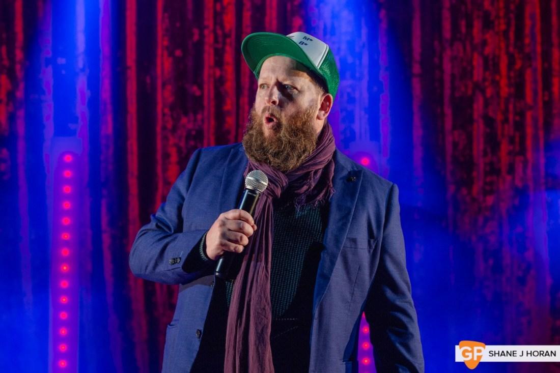 The CoCo Christmas Comedy Show pt1, Cornelius Patrick O' Sullivan, Kino, Cork, Shane J Horan, 20-12-20-3
