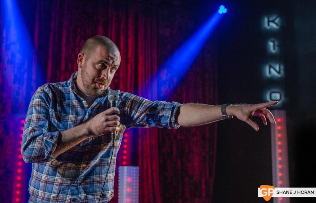 The CoCo Christmas Comedy Show pt1, Donal McswenneyDarragh Murphy, Kino, Cork, Shane J Horan, 20-12-20-1