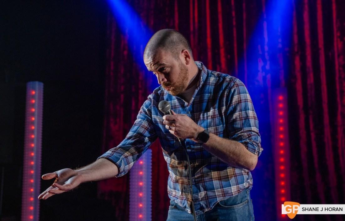 The CoCo Christmas Comedy Show pt1, Donal McswenneyDarragh Murphy, Kino, Cork, Shane J Horan, 20-12-20-5