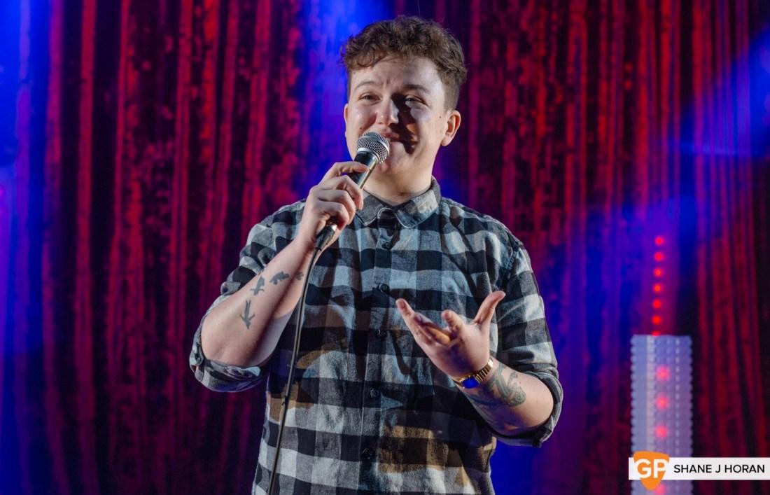 The CoCo Christmas Comedy Show pt1, Sinead Walsh, Kino, Cork, Shane J Horan, 20-12-20-4
