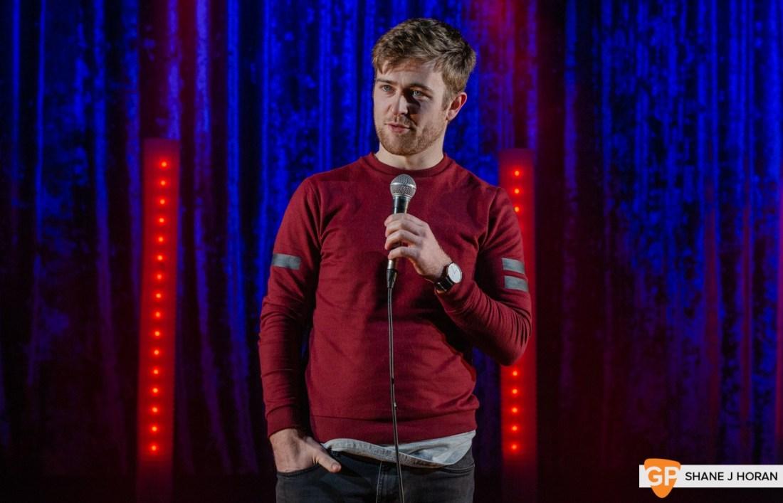 The CoCo Christmas Comedy Show pt2, Brendan Fuller, Kino, Cork, Shane J Horan, 20-12-20-1