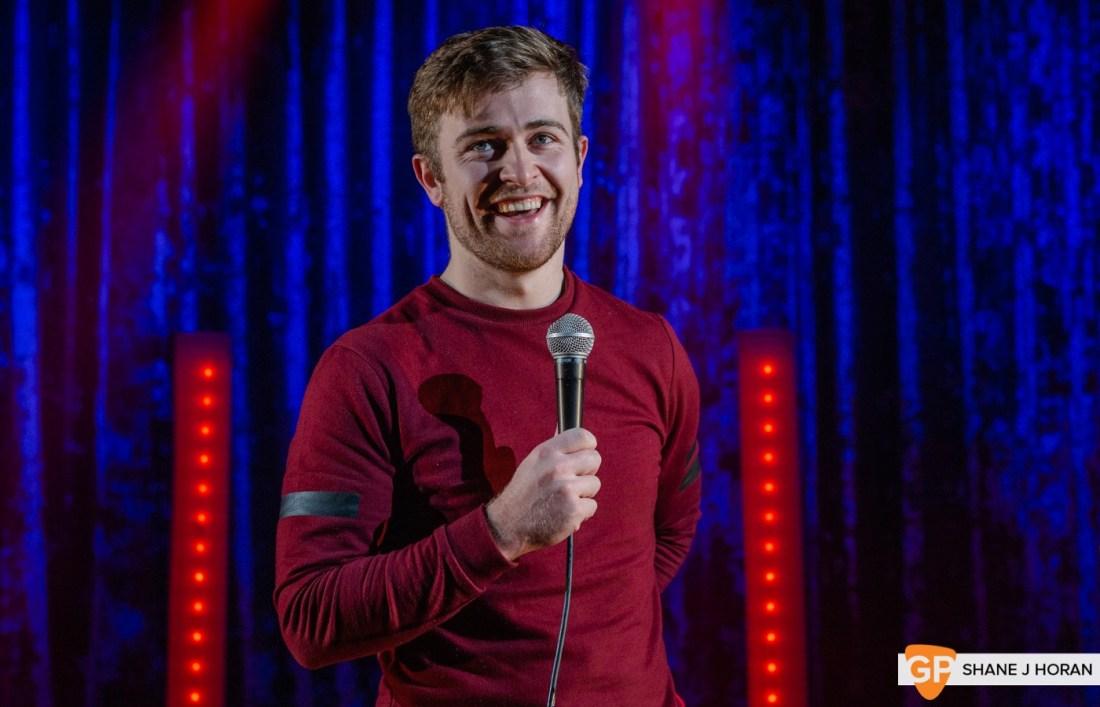 The CoCo Christmas Comedy Show pt2, Brendan Fuller, Kino, Cork, Shane J Horan, 20-12-20-3