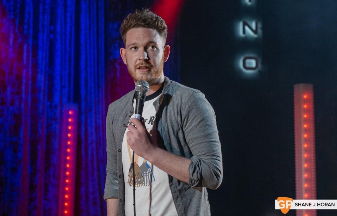 The CoCo Christmas Comedy Show pt2, Mike Morgan, Kino, Cork, Shane J Horan, 20-12-20-5