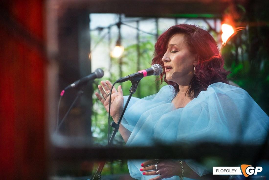Maria Doyle Kennedy at De Barras Folk Club Clonakilty, Photographer, Flo Foley, 15-08-2021