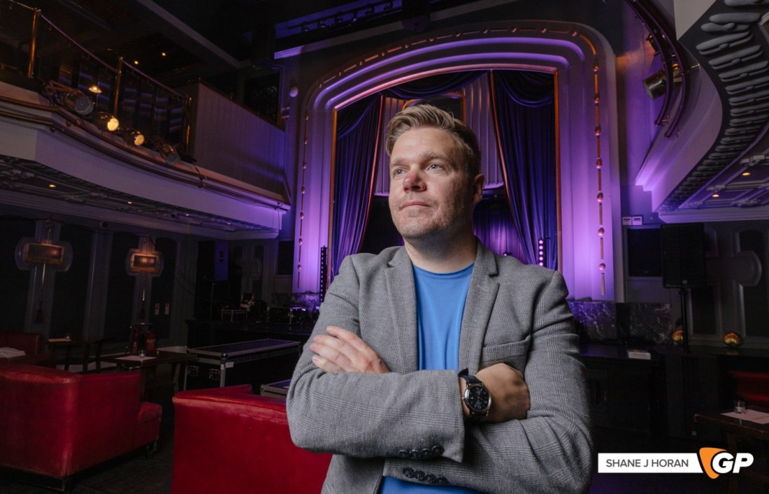 Stephan, Labyrinth, Set Theatre, Kilkenny, Shane J Horan, 06-08-21-1