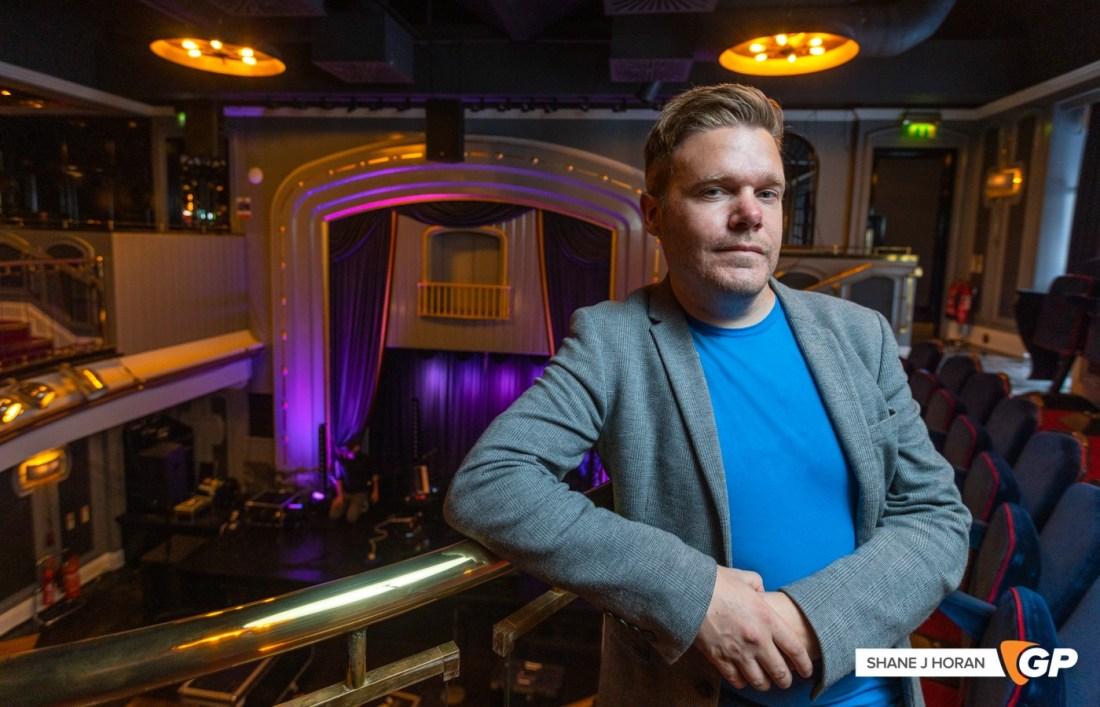 Stephan, Labyrinth, Set Theatre, Kilkenny, Shane J Horan, 06-08-21-6