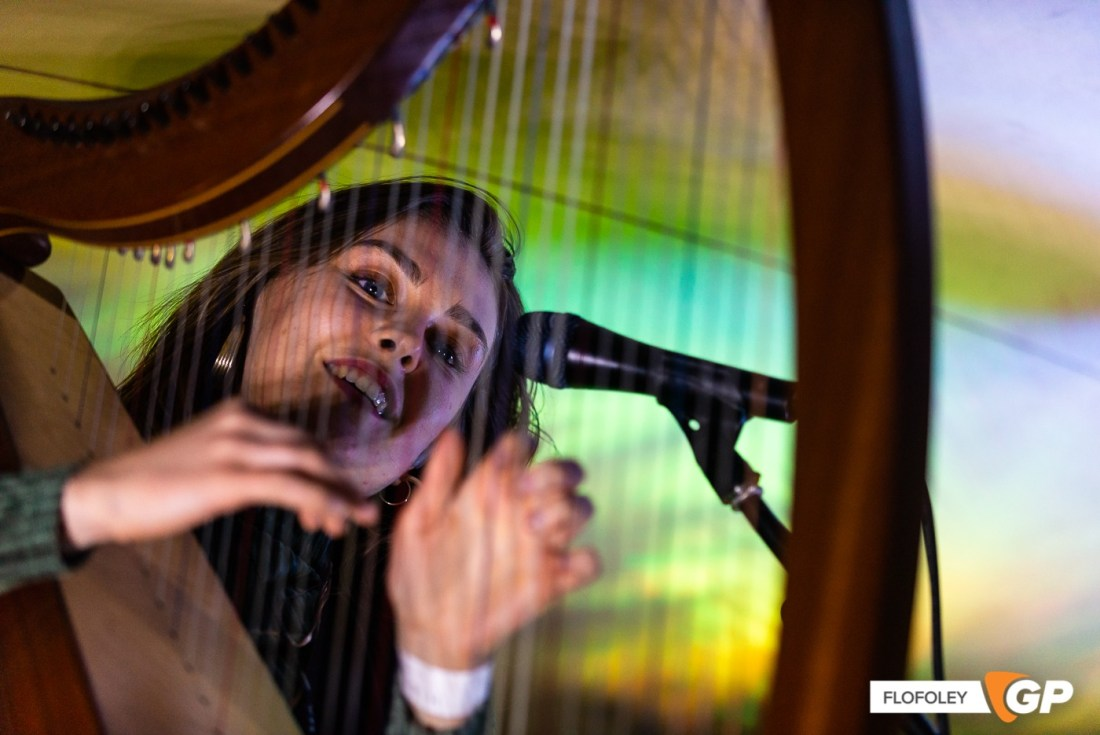 Saint Sister at Meet Me At The Castle, Clare Galway Castle, Photographer Ciaran Foley, 25-09-2021-3