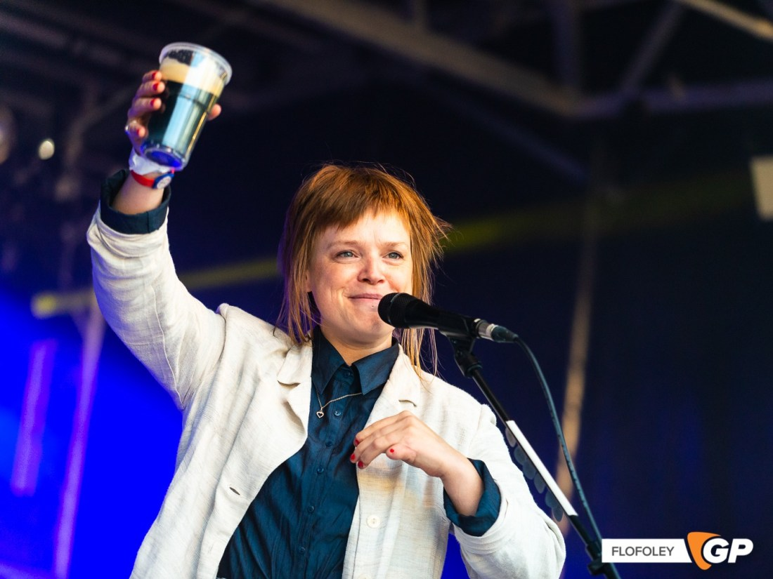 Wallis Bird at Meet Me At The Castle, Clare Galway Castle, Photographer Ciaran Foley, 25-09-2021-2