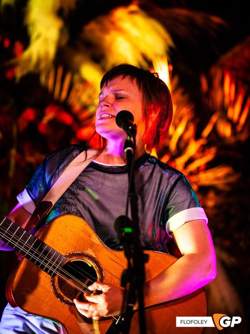 Wallis Bird w-s Rhob Cunningham at The Chestnut, Birr, Co Offaly, Photographer Ciaran Foley, 15-09-2021-21