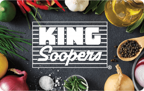 King Soopers Reloadable Fundraising Card