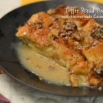 Toffee Bread Pudding with Homemade Caramel Sauce Recipes
