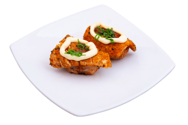 Spicy Salmon Maguro