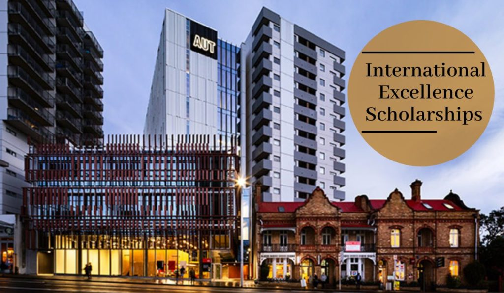 AUT International Excellence Scholarships in New Zealand, 2020