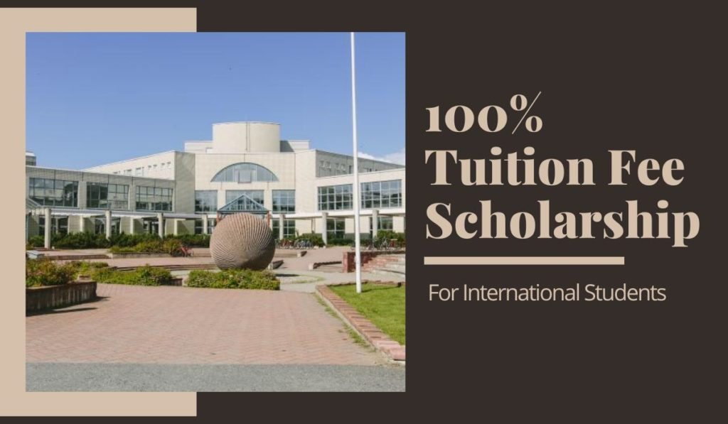 100% tuition fee programme for International Students at University of Oulu, Finland