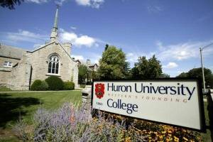 Huron at Western University International Entrance Scholarships in Canada