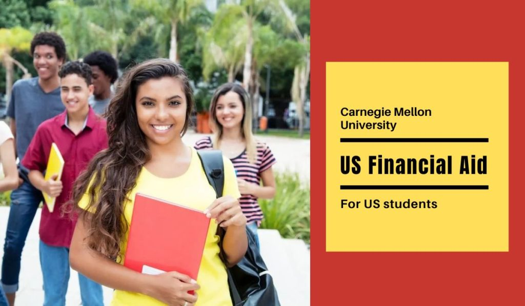 US Financial Aid at Carnegie Mellon University in Australia, 2021