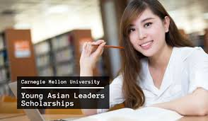 Young Asian Leaders Scholarships at Carnegie Mellon University in Australia
