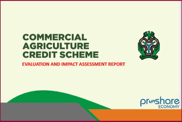 CBN/Federal Ministry of Agriculture Commercial Agriculture Credit Scheme (CACS) 2021