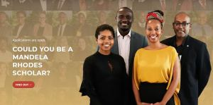 Mandela Rhodes Foundation Scholarship for African Students in South Africa 2021