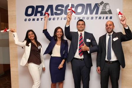 Orascom Construction Onsi Sawiris Masters Scholarship for Egyptians in USA 2022
