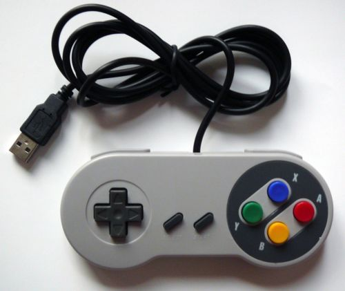 Image result for Retrolink SNES USB controller