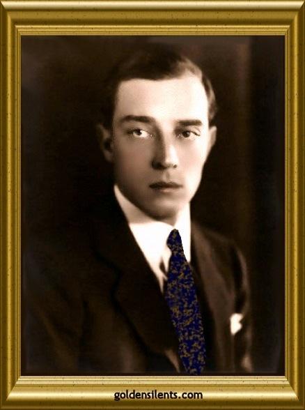 Stenansiktet Buster Keaton- stumfilmslegend