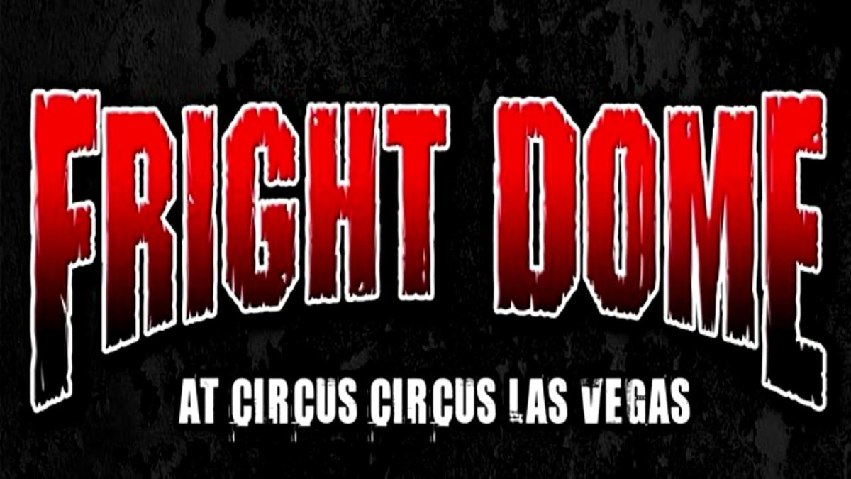 review fright dome golden