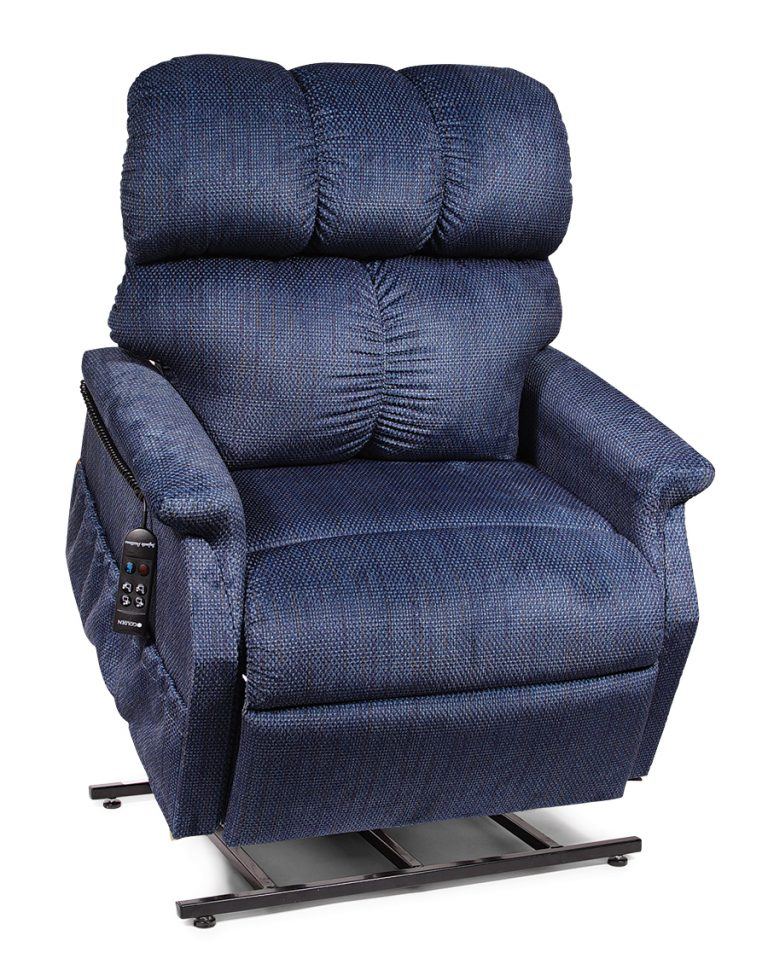 Power Lift Chair Recliner  MaxiComfort  Golden