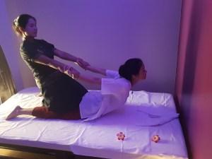 Déroulement d'un Massage Thai au Golden Thai Spa
