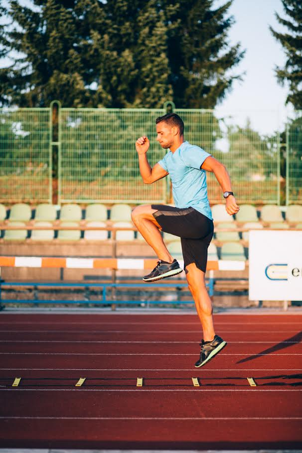 Sport Specific Training: Speed and Agility