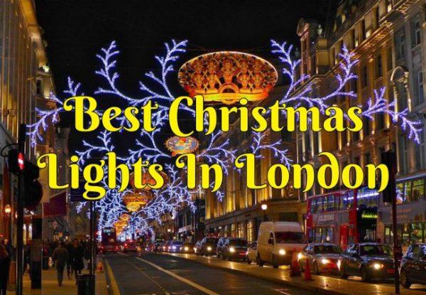 christmas lights london # 5