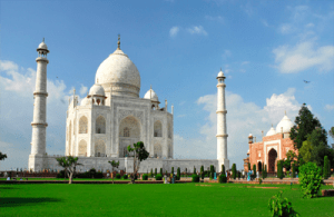 taj mahal holiday trip in agra packages