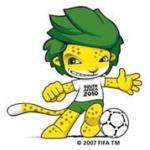 Zakumi, 2010 FIFA World Cup official mascot