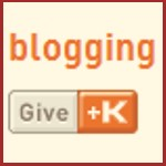 Klout +K