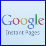 Google Instant Pages Search