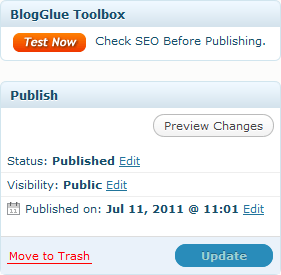 BlogGlue Toolbox
