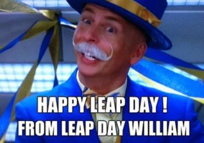 Leap Day Meme 2