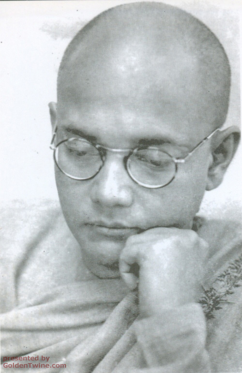 Subhas Bose after his father's death