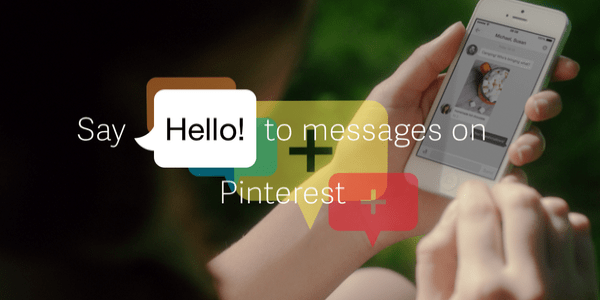 Say Hello to Messages