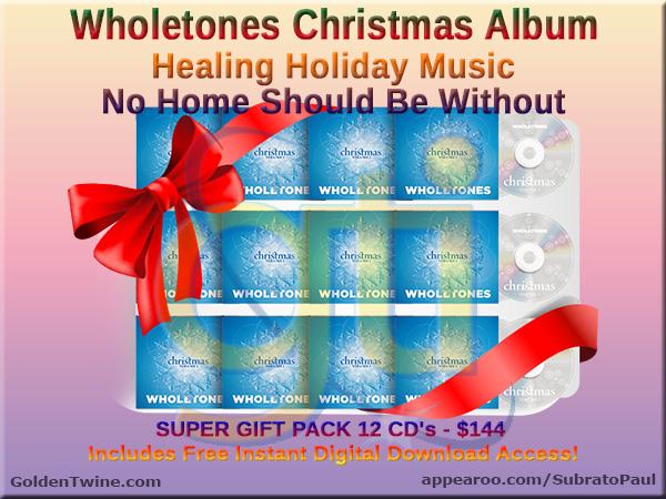 Wholetones Christmas Album