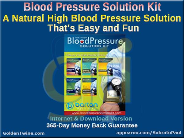 Blood Pressure Solution Kit Video