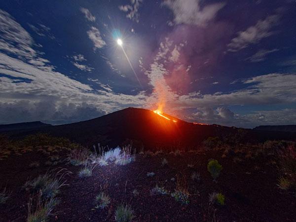 Volcano Piton