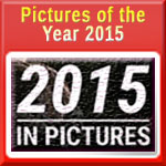 Most Spectacular Images of 2015
