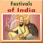 Indian Festival of Guru Gobind Singh Jayanti