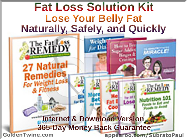 Fat Loss Solution Kit