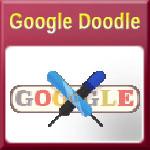 Cricket Score ICC - New Zealand vs India Google Doodle