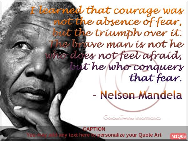 Nelson Mandela Quote 6